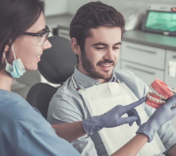 St. Louis The Dental Implant Procedure